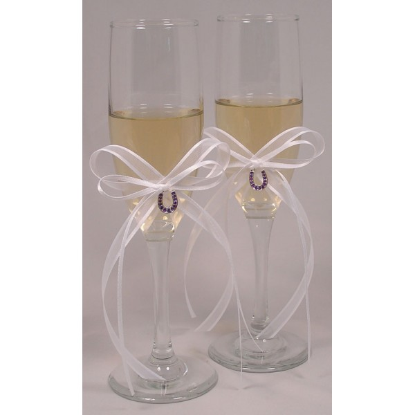 Lucky in Love Toasting Set