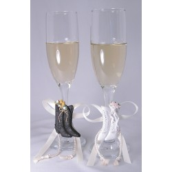 Country Elegance Toasting Set