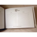 Lucky in Love Guest Book