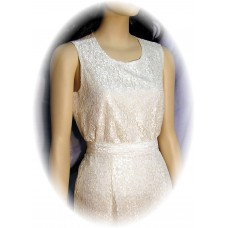 Ivory Lace Camisole