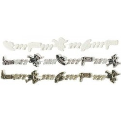 Western Charms Garland