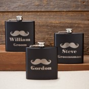 For Groomsmen and Best Men