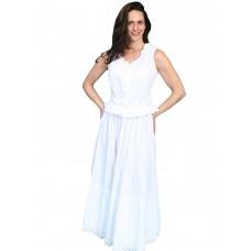 Cotton Petticoat in White