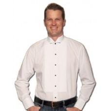 Traditional Western Tuxedo Shirt